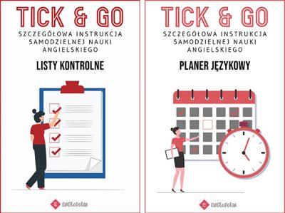 Tick & Go: Szczegółowa instrukcja samodzielnej nauki angielskiego